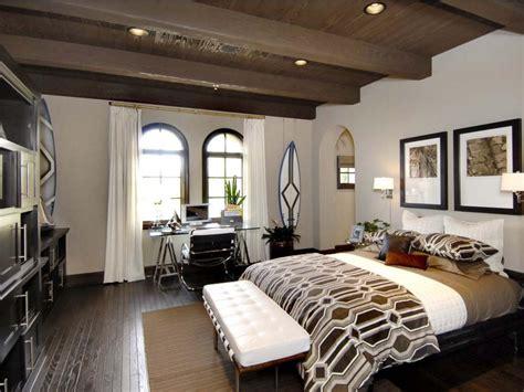 brown master bedroom photos hgtv multifunctional master bedrooms hgtv