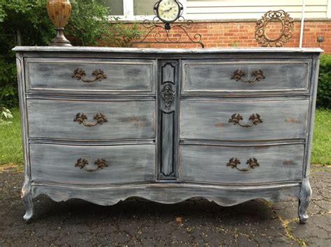 rustic white wash dresser white washed rustic painted dresser by twice loved