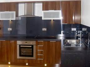 Blue Glass Kitchen Backsplash by Painted Glass Backsplash Image Gallery See Our Glass