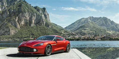 Build A Aston Martin by Aston Martin To Build The Vanquish Zagato Coupe Cars