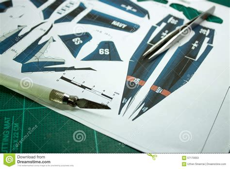 Paper Airplane Craft - airplane papercraft stock photo image 57170053