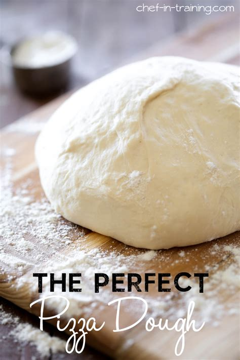 the perfect pizza dough recipe chef in training bloglovin