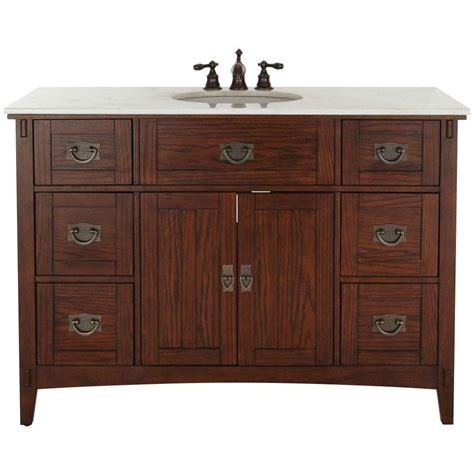 home decorators collection artisan 48 in w vanity in
