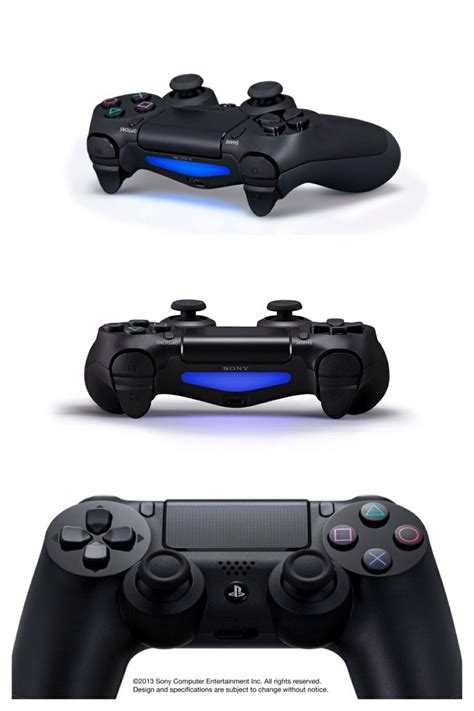 ps4 controller light change ps4 controller has my fav color blue lights gadgets