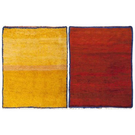 sided for rugs vibrant vintage moroccan sided rug for sale at 1stdibs