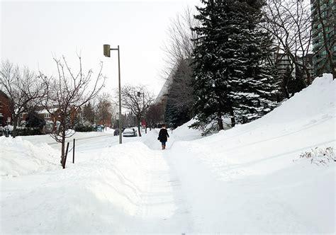 fotos montreal invierno canad 225 prev 233 n un invierno m 225 s fr 237 o de lo normal nm