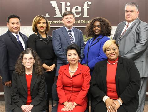Alief Isd Calendar Board Of Trustees Homepage