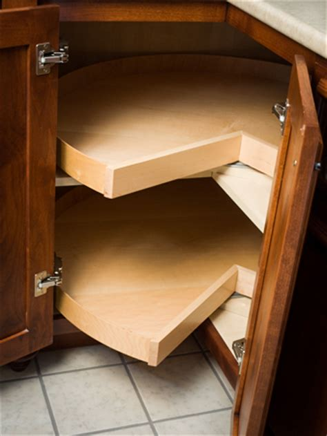 kitchen corner cabinets options corner drawers pics