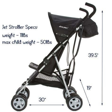 Stroller Babyelle Curve S 700 featured review the years jet lightweight stroller