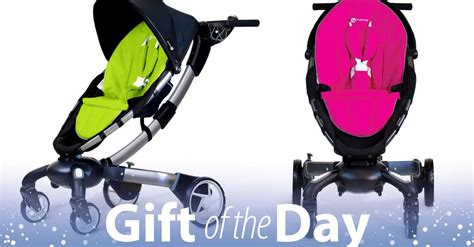 Origami Stroller Australia - origami self closing stroller is a slick gift for techie