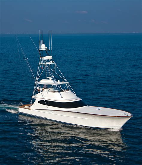 bayliss boats bayliss 65 lights out custom sportfishing boat
