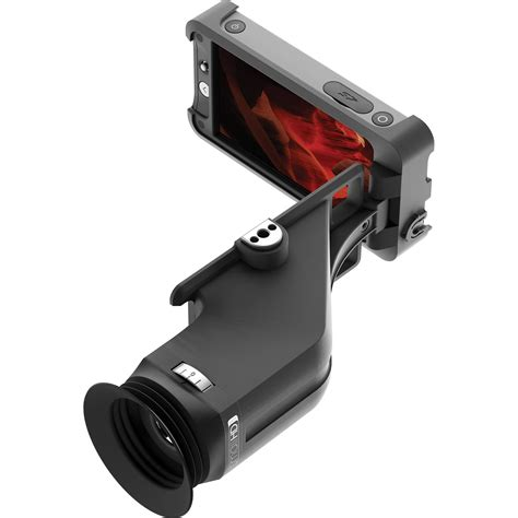 Monitor Small Hd smallhd evf 502 sidefinder with smallhd 502 on evf 502