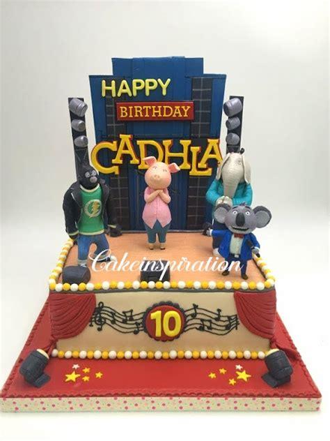 The Sensational Cakes Sing Theme  Ee  Birthday Ee   Cake Singapore