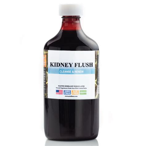 Kidney Flush Detox by Kidney Flush 16oz Of Detox