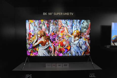 8k attack lg s and samsung s high res tvs are here