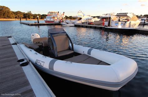 new boats for sale nsw new ltn rib6 5 power boats boats online for sale