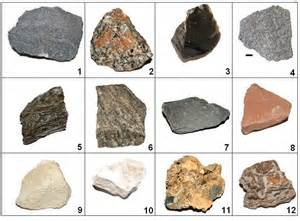 Science quiz the rock quiz picture quiz