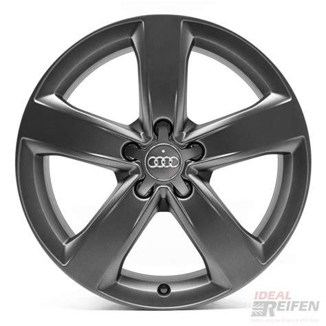 Audi A6 Original Felgen by 4 Audi A6 4f C6 18 Zoll Alufelgen Original Audi Felgen 4gm