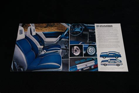 Charming Is A Dodge Charger Considered A Sports Car #10: 286970_1983-Dodge-Shelby-Charger_low_res.jpg
