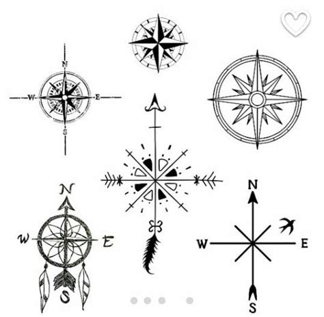 simple compass tattoo design 1000 ideas about simple compass tattoo on pinterest
