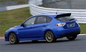 Subaru Impreza Wrx Sti 2008 Car And Driver