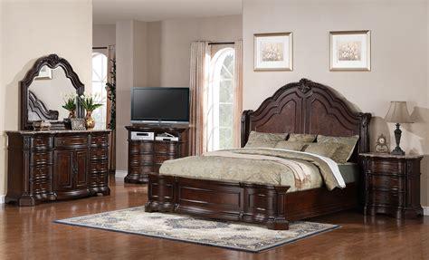 panel bedroom set edington panel bedroom set from samuel lawrence 8328 252