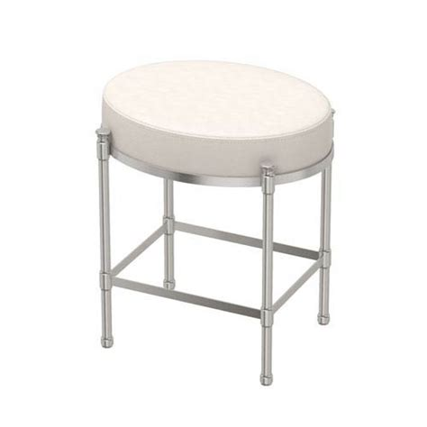 White Vanity Stool For Bathroom by Vanity Stool Bathroom Stools Bathroom Chair Bellacor