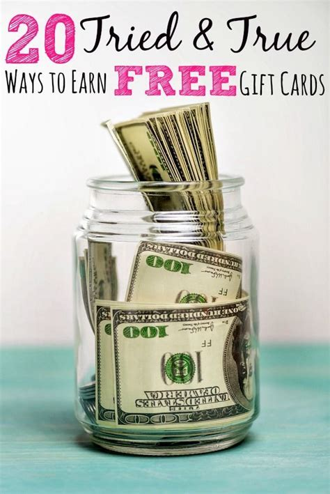 Best Way To Earn Free Gift Cards - best 25 gift cards ideas only on pinterest cash in gift cards gift card cards and