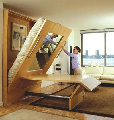 tiny house murphy bed dual function murphy beds for tiny homes tiny spaces
