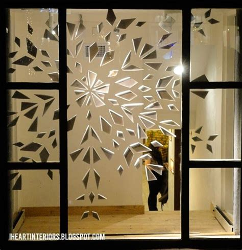 snow displays 25 unique window display ideas on