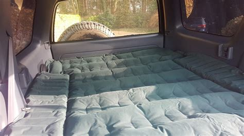 air mattress for 3rd page 3 toyota 4runner forum largest 4runner forum