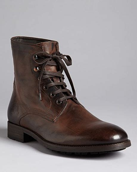 brown dress boots to boot kilburn dress boots in brown for t moro lyst