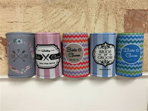 Wedding Stubby Holders by 14 Best Images About Wedding Stubby Holders On