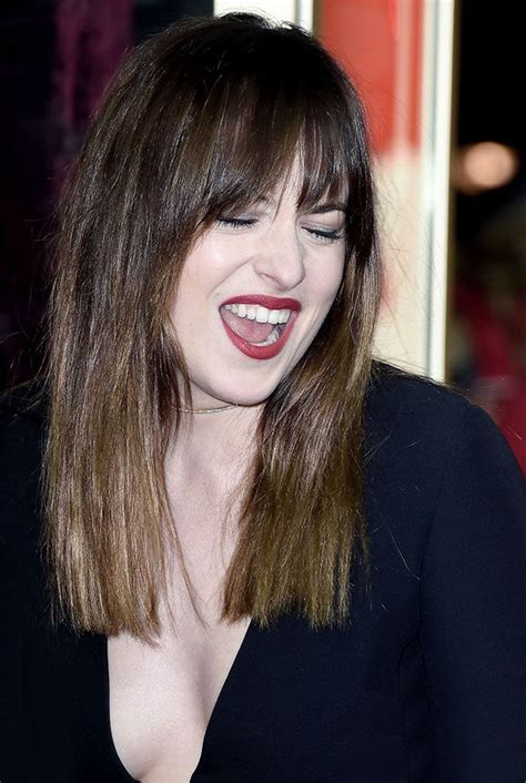 hairs in 50 shades 203 best images about dakota johnson on pinterest