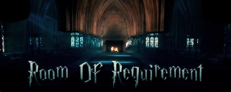 harry potter room of requirement room of requirement the fishbowl network