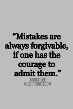 Why Should We Admit You Into Our Mba Program Answers by Admit Your Faults Quotes Quotesgram