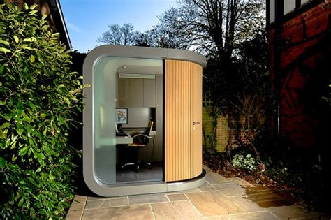 backyard office pod design squeezed daily the a z guide of garden