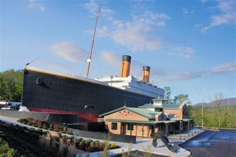 did baja boats go out of business titanic museum in branson marks centennial travel