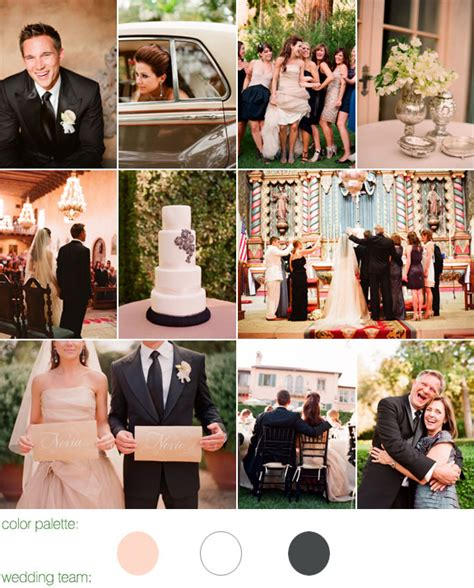 Real Wedding Photos by Real Wedding Elizabeth Messina Photography Vorce