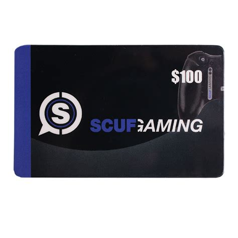 Gaming Gift Cards - gift cards scuf gaming