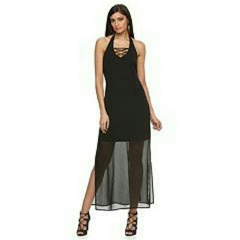 maxi dress jlo 76 dresses skirts last call jlo