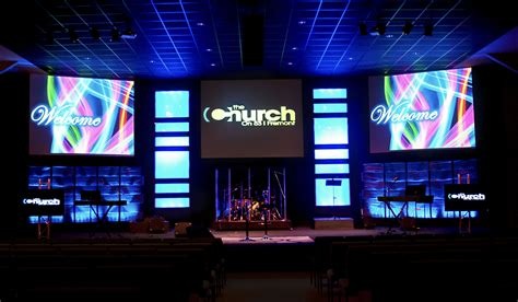 small stage lighting design small church stage design www pixshark com images