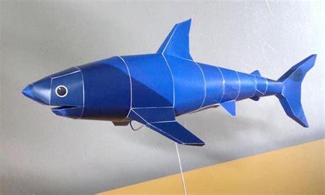 Papercraft Shark - papercraft pepakura shark www user jojesper