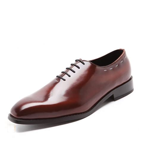 design dress shoes designer leather dress oxford shoes for men cw762040