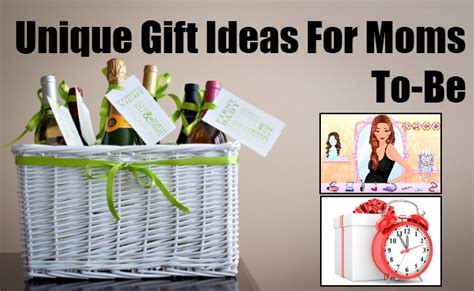 unique gift ideas for moms to be how to choose gifts for