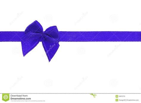 decorative ribbon decorative blue bow ribbon royalty free stock photo