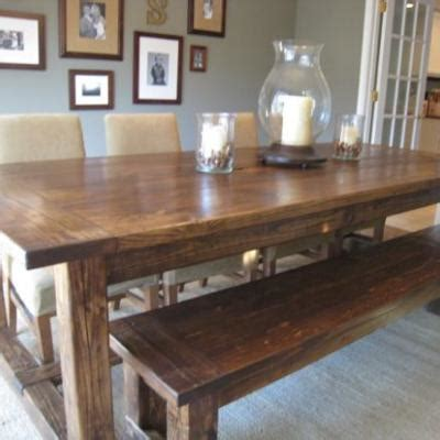kitchen table and benches maple wood kitchen table and built in bench seating using