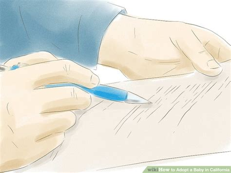 Met Criminal Record Check How To Adopt A Baby In California With Pictures Wikihow