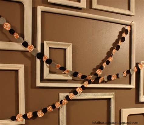 picture of fabric fall garland