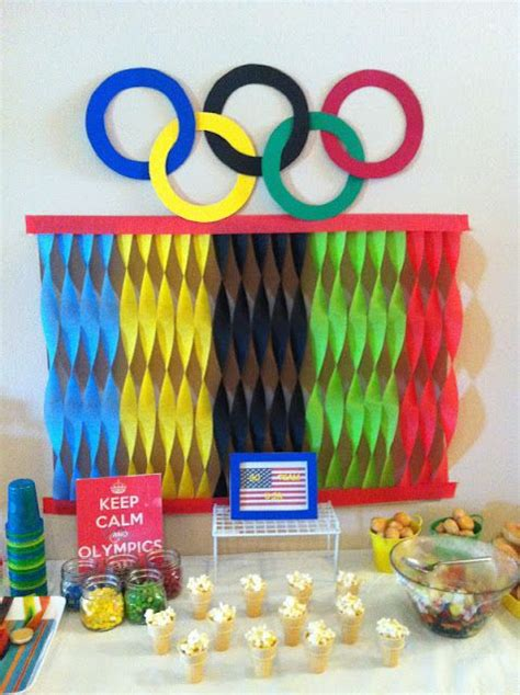 Olympic Decorations by 17 Best Images About Olympic Theme On Carnival